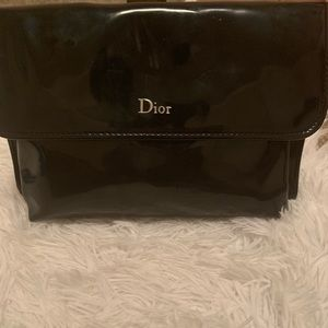AUTHENTIC VINTAGE  Christian DIOR MARBLE CLUTCH